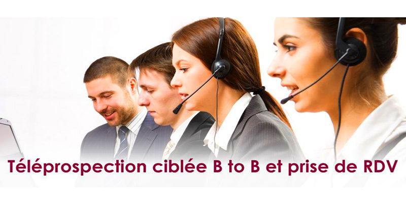 Téléprospection B to B et PRV
