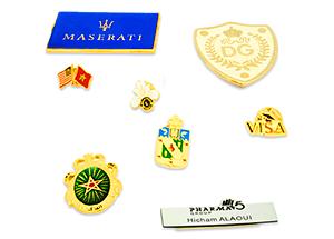Médailles Personnalisé·Porte-clés